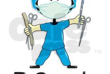Surgical technologist / by Josh Matthews