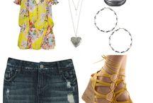 My style-Summer / by Amy Plunkett
