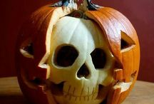 Halloween pumpkins  / by Alyce Carrillo