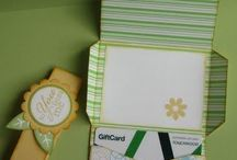 Envelope Punch Board / by Bethani Semple