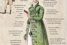 All things Jane Austen & other works of the time <3 / by Lydia Stevens