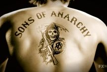 Sons of Anarchy / by Pattie Burns