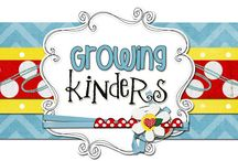 Kindergarten Blogs / by Meghan Burkholder