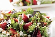 Salads / by Meg McEntire