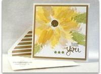 Work of art cards / by Kaye Whiteman