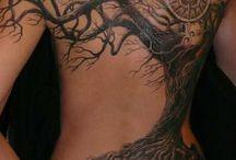 Tattoos / by Fhera Drathir'Olath