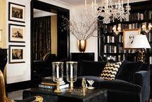 living room inspiration / by Kristin Ellis