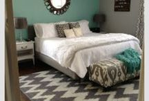 Master Bedroom Redo / by Jess Canning