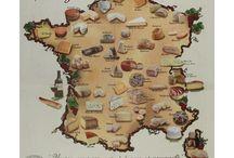 Vakantie inspiratie: Frankrijk / Binnenkort op vakantie naar Frankrijk? Bekijk hier leuke tips en handige info!   Samengesteld door de medewerkers van Bibliotheek Zuidoost Friesland.  www.bzof.nl  / by Bibliotheek Zuidoost Friesland