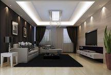 Interior Design Ideas / by Andrea Aguilar Fojaco
