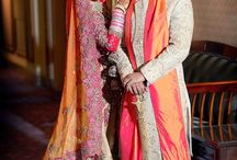 Sikh Weddings / Photos and images from real Sikh Indian weddings via IndianWeddingSite.com (Indian Wedding Site) / by Indian Wedding Site