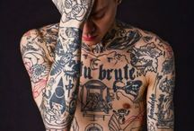 tattoos / by Jane Bullock