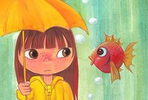 Ilustraciones / by Arnaldis Enciso-Nany