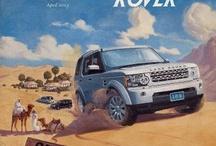 Posters en foto's land rover / by Marco Houtkooper