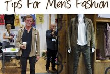 Fashion Tips - Men / Fashion Tips, Advices and Ideas for Men  #FashionTip #Advice #Men / by AzianSwag