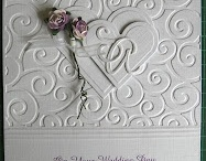 Wedding/Anniversary Cards / by Carolyn Combs