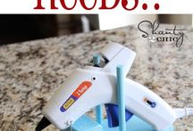 Craft room musts! / by Jennifer Roberts