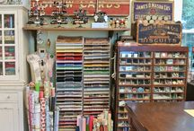 Craft room dreams!! / Future craft room! / by Leslie Varty
