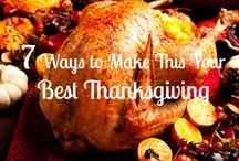 Home for the Holidays / Thanksgiving and Christmas recipes, entertaining and decorating ideas / by MommyNoire