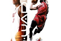 Miami Heat wallpapers / The Miami Heat are a professional basketball team based in Miami, Florida, United States. The team is a member of the Southeast Division in the Eastern Conference of the National Basketball Association (NBA). They play their home games at American Airlines Arena in Downtown Miami. The team owner is Micky Arison, the general manager is Pat Riley and the head coach is Erik Spoelstra. The mascot of the team is Burnie, an anthropomorphic fireball.Here you'll see some wallpapers and pictures / by Squidoo Primoz