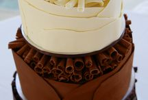 wedding cakes / by Joanna March
