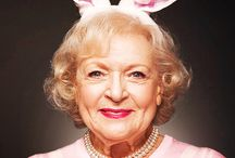 Betty White / by Katie Hoppe