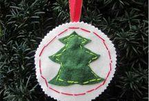 Ornaments for the kids to make / by Brandi Whitaker Kreutzer