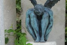 Angels, gargoyles and more! / by Angel Morgan