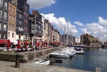 Seine Valley River Cruise / An idyllic journey through France's famed Seine river from Honfleur to Paris. / by France.com