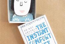 match Box Art & Tins / dolls / by Tienda Kyoko
