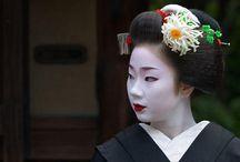 maiko & geisha / by Rita Ribeiro