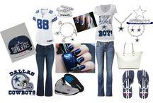Dallas Cowboys / by Cathy Bunn