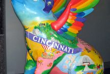 "Cincinnati Style - ""Where Pigs Might Fly"" / by Becke Davis"
