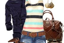 Keep It Casual : Spring/Summer / by Candace Logan