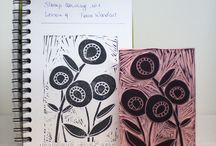 Rubber Stamps / by Penny Miner