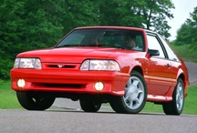 1993 Ford Mustangs / 1993 Ford Mustangs / by StangBangers