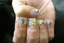 Fun Nails! / by Rebecca Kings