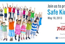 Safe Kids Day on May 18, 2013 / Join us on May 18, 2013 as we celebrate Safe Kids Day in communities across the United States. Safe Kids Day is an awareness and fundraising initiative to highlight childhood injury prevention programs at the local, state and national levels - http://www.safekidsday.com / by Safe Kids Worldwide