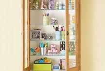 Room - Sewing & Craft / by Tara Carpenter