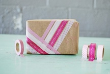 Gift Wrapping / by Kimra Leman