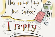 Coffee Addict / by Claire Chadwick