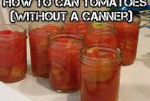 canning / by Terrie Badger