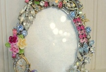 Jewelry. Vintage is best! / by LeAnn Campbell