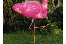 Flamingos / by Lee Ann Shaffer - Smith
