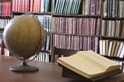 Libraries and Museums / pertaining to the geosciences / by Walter Geology Library