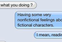 literary love! / by Maddie Stander