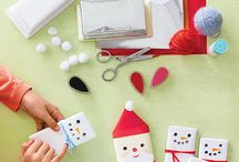 Christmas/winter (food,crafts and more) / Food, arts& crafts, gift ideas, decoration for Christmas / by Rossy Vazquez-Godoy