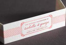 Stationary + Invitation Design / by Benjamin Friesen