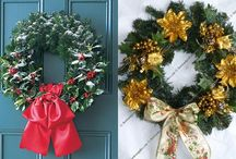Door/Window/Wall Wreaths / by Judy Mathis