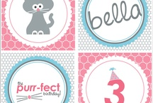 Bella's Birthday Ideas / by Amy McCarter